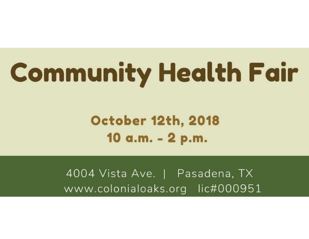 Colonial Oaks Vista Health Fair.png