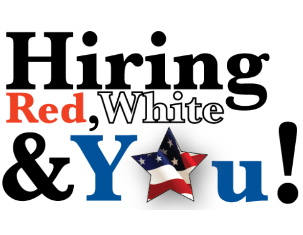2018 Hiring Red, White & You! Veterans Job Fair.png