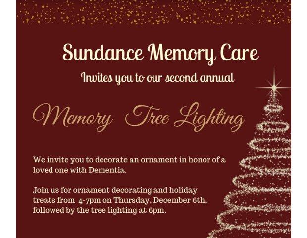 Sundance Memory Care Second Annual Memory Tree Lighting.png