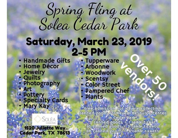 Spring Fling at Soléa at Cedar Park.png