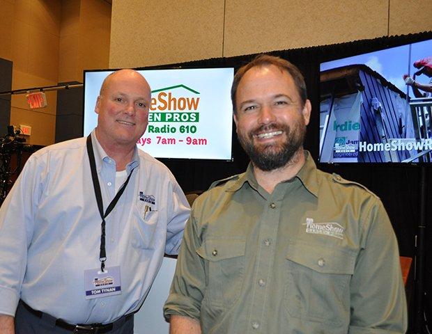 HomeShow Radio Tom Tynan with Dany Millikin GardenPros.png