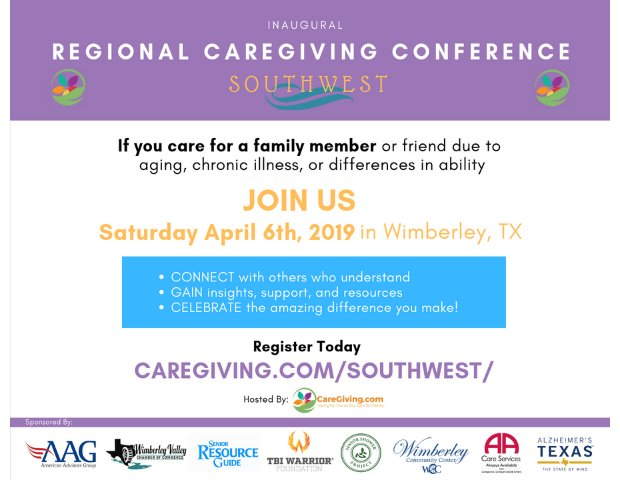 Inaugural Regional Caregiving Conference Southwest.png
