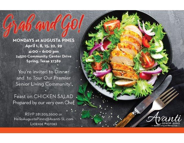 Grab and Go at Avanti Living at Augusta Pines April 2019.png