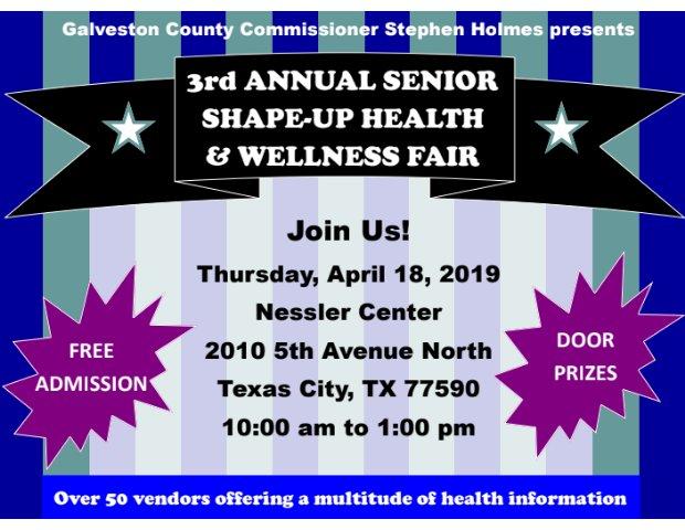 """3rd Annual """"Senior Shape-Up"""" Health & Wellness Fair.png"""