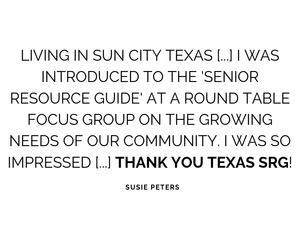 Susie Peters Testimonial 2