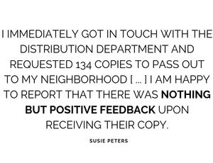 Susie Peters Testimonial 3