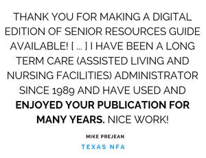 Texas NFA Testimonial