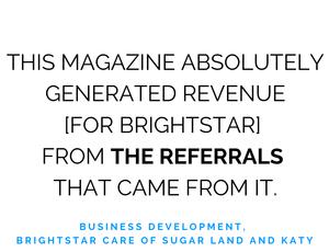 Brightstar Care Testimonial 2