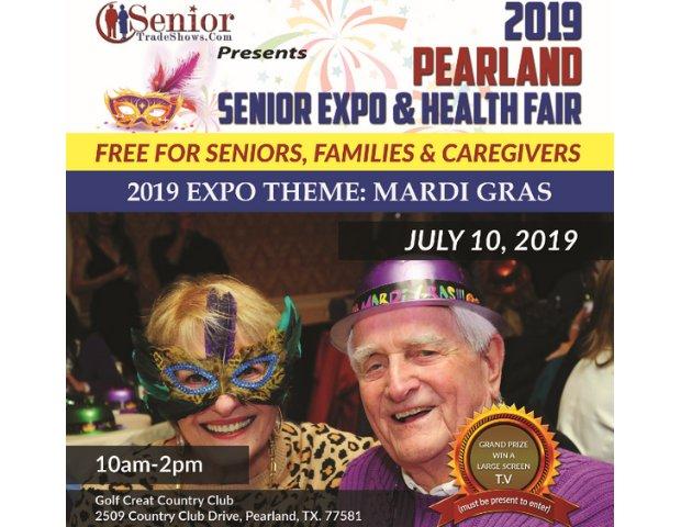 2019 Pearland Senior Expo & Health Fair.png