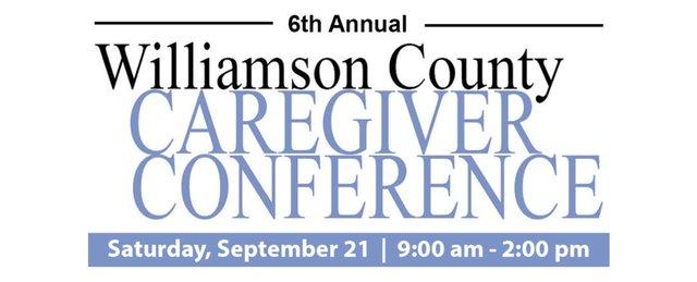 6thWilliamsonCoCaregiverConference.png