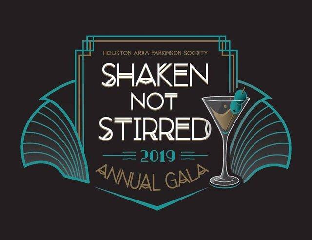 2019 Houston Area Parkinson Society Gala