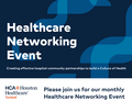 HCA Houston Healthcare Tomball Networking Event