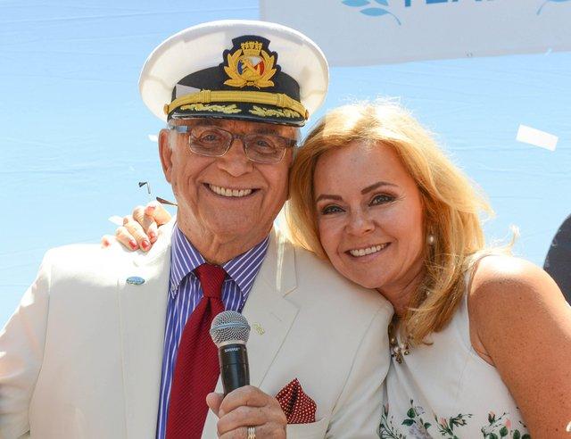 Gavin MacLeod and Jill Whelan - Princess Cruises TN.png