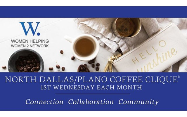 WHW2N North Dallas Plano Coffee Clique