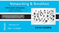 Fairview Networking and Breakfast