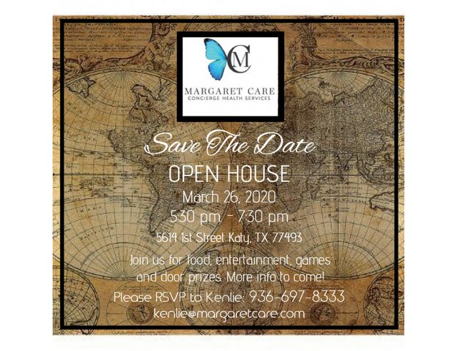 Margaret Care Open House 2020