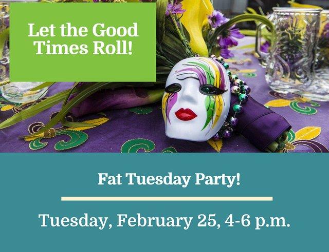 Fat Tuesday Party at The Village at The Woodlands Waterway
