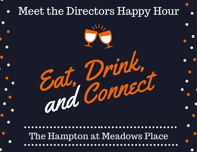Eat, Drink, and Connect with The Hampton at Meadows Place