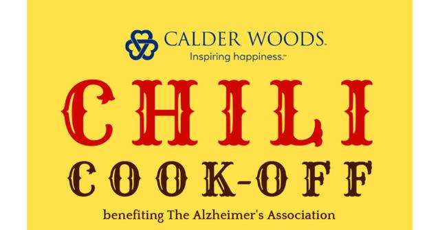 Calder Woods Chili Cook Of