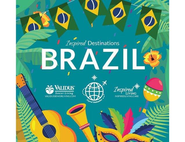 Inspired Destinations Brazil