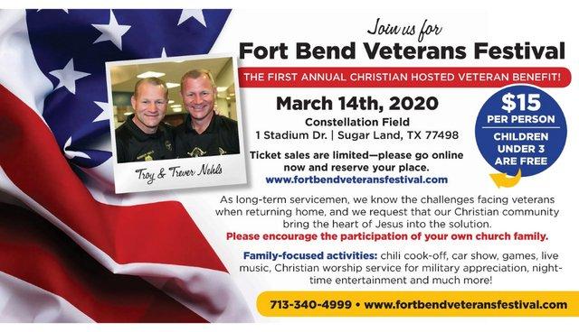 Fort Bend Veterans Festival