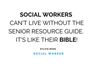 Sylvia Ross Social Worker SRG Testimonial