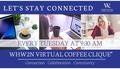 WHW2N Virtual Coffee Clique