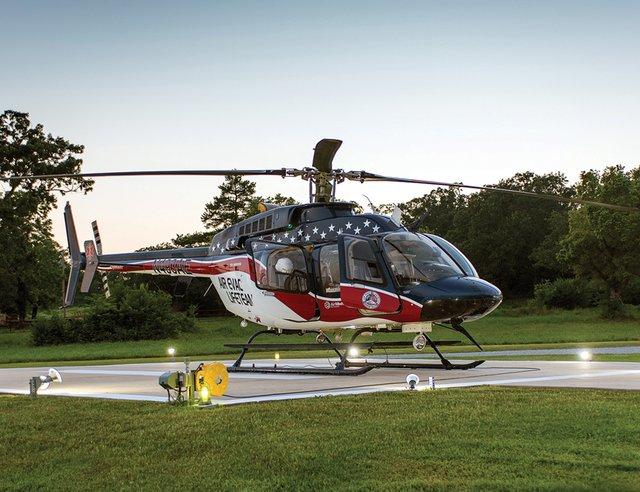 Emergency Air Ambulance Transportation