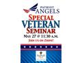 Patriot Angels Special Veteran Seminar