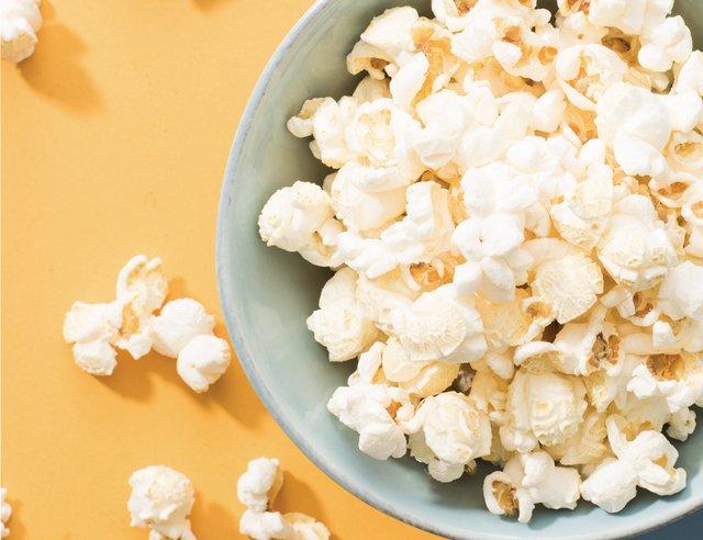 Sweet Sugar Popcorn