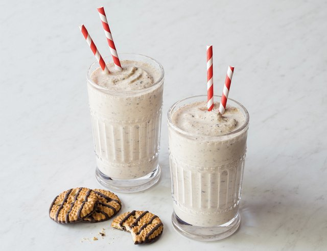 Neapolitan-Style Milkshake
