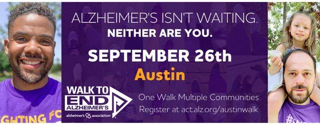 Austin Walk to End Alzheimer's