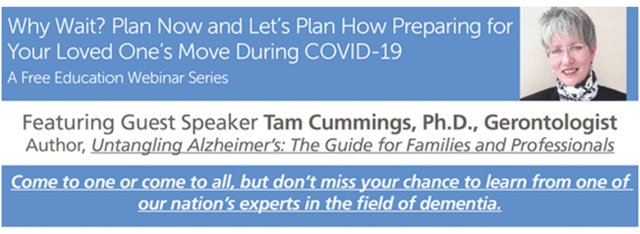 Virtual Seminar Compassion Fatigue and Dementia Caregivers