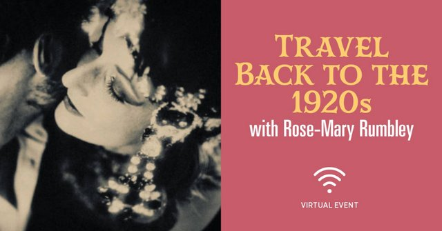 Travel Back to the 1920s