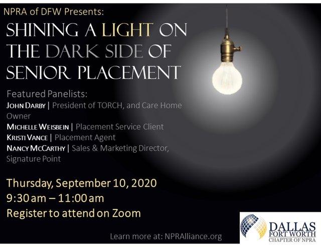 NPRA of DFW Monthly Meeting