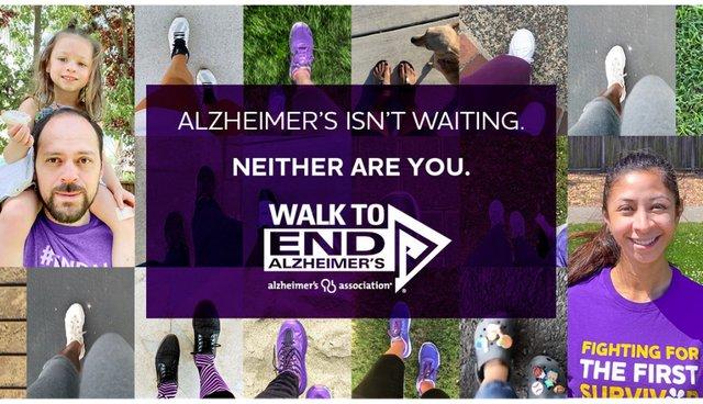 2020 Houston Walk to End Alzheimer's