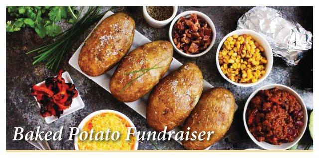 Baked Potato Fundraiser at The Landing at Stone Oak