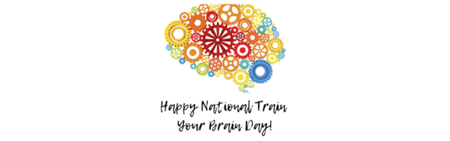 Train Your Brain Marketing Event