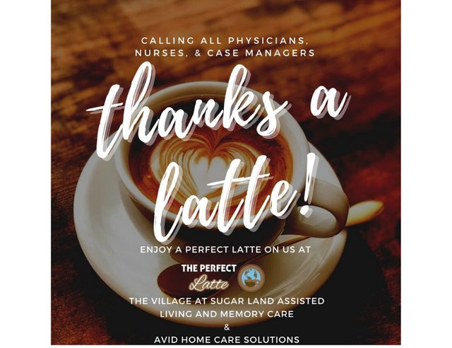 Thanks A Latte!