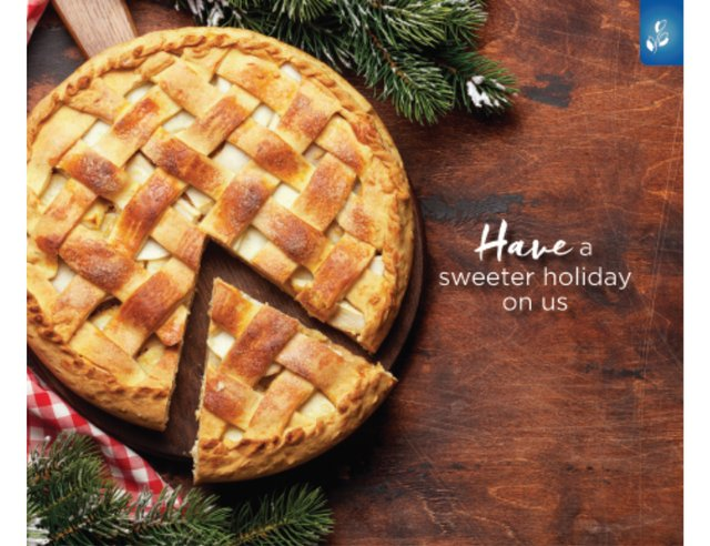 Holiday Pie Pickup at Brookdale First Colony