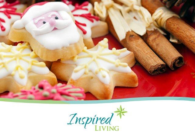 Santa is Coming to Inspired Living Sugar Land