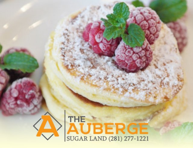 The Auberge at Sugar Land Networking Breakfast