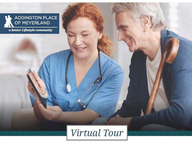 Virtual Tour the Addington Place of Meyerland