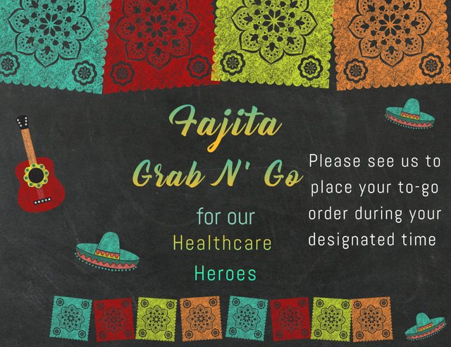 Fajita Grab N' Go - Bay Area