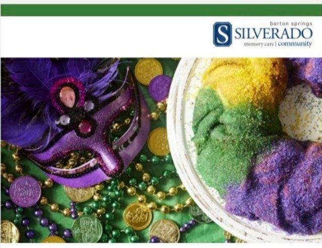 Celebrate Fat Tuesday at Silverado Barton Springs