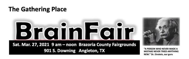 6th Annual Brain Fair and Benefit