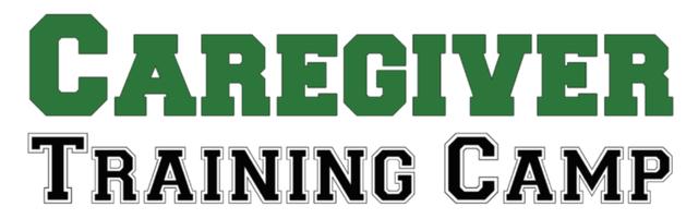 """Caregiver Training Camp"" Conference"