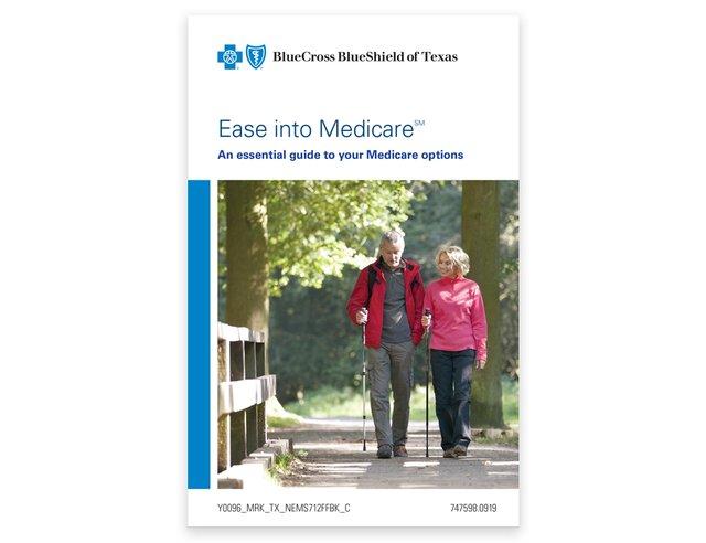 BlueCross BlueShield of Texas Ease into Medicare