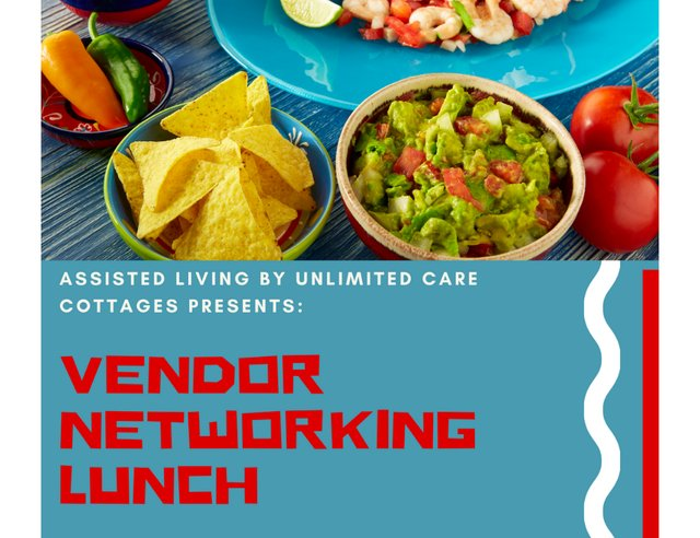Unlimited Care Cottages Networking Lunch