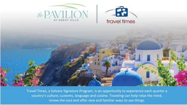Take a Trip with The Pavilion at Great Hills